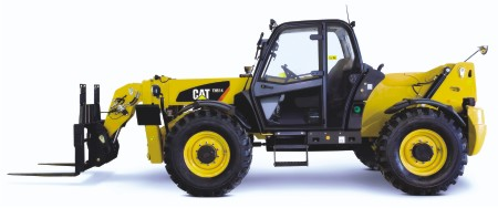 Cat® Telehandlers to be Offered in Asian Markets