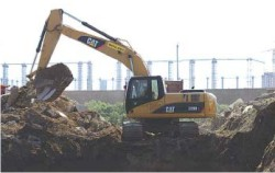 Caterpillar Excavators