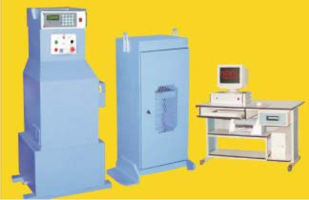 Compression Testing Machine from HEICO
