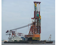 Marine Sand Compaction Pile Method and SEMW Jumbo Vibro