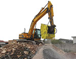 New Bucket Crushers from Atlas Copco