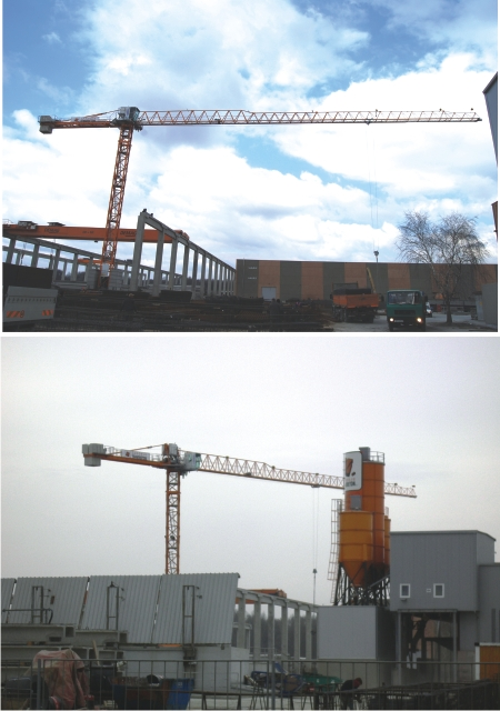 The Biggest Crane from Linden Comansa
