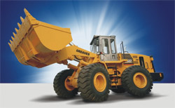 Greaves launches Wheel loader