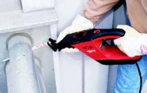 Sleek and Fast Cuts-Hilti Reciprocating Saw