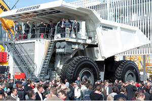 liebherr launches articulated dump truck