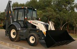 New Terex Backhoe Loaders