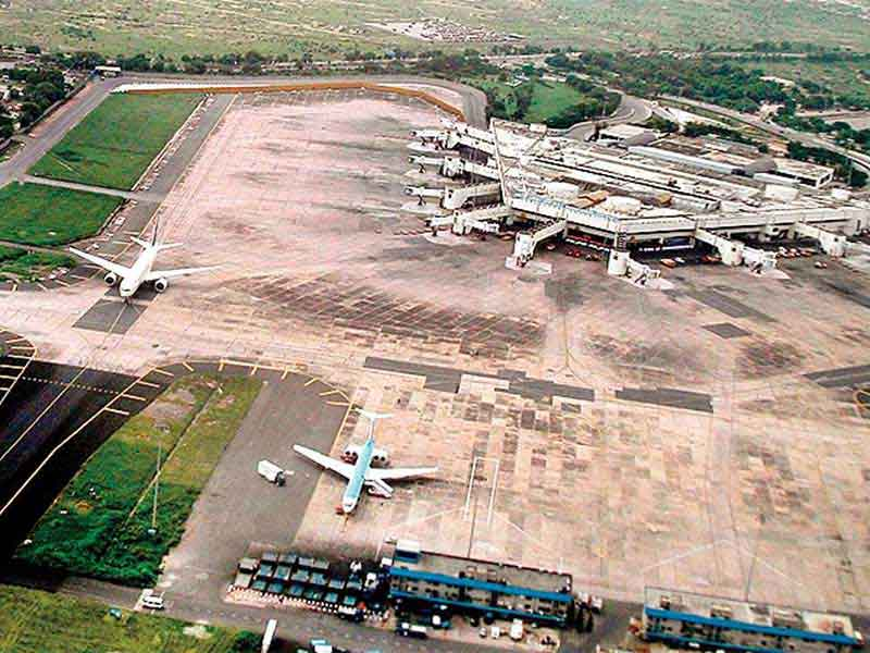 Terminal-2 expansion KIA