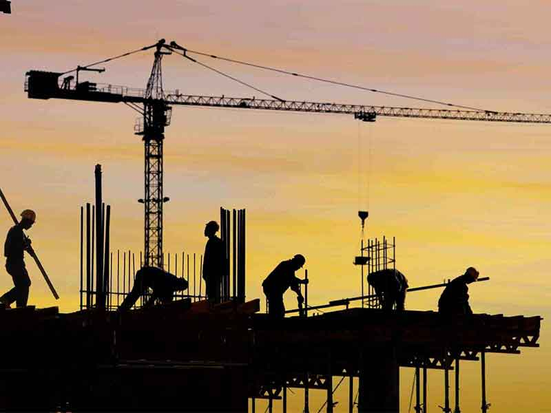 infrastructure sectors grew at 6.8%